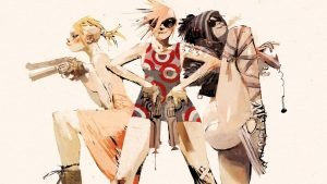 Tank Girl Gold #1 Furry Road (Comic) Review