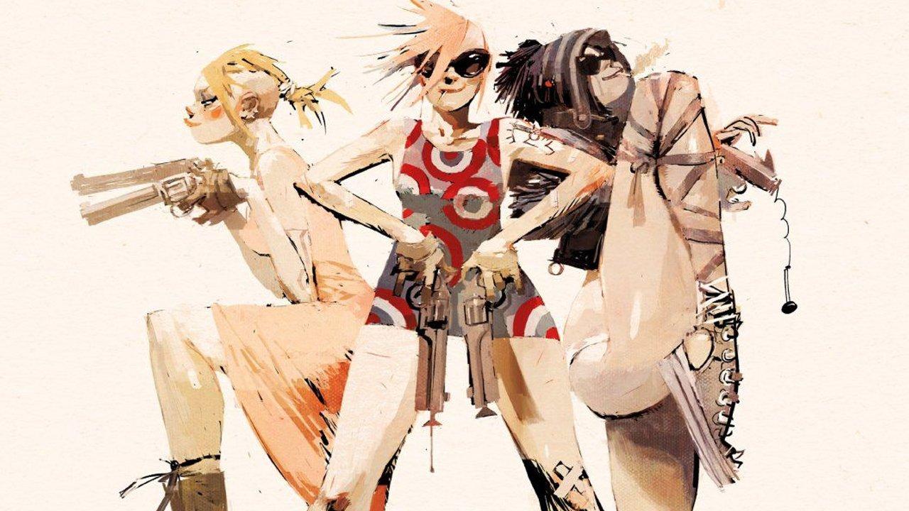 Tank Girl Gold #1 Furry Road (Comic) Review 1