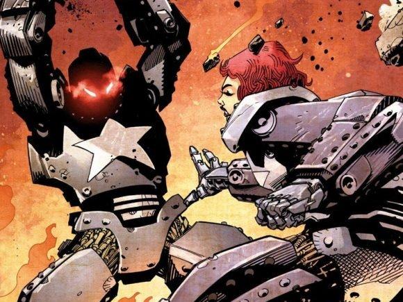 The Chimera Brigade #1 (Comic) Review 1