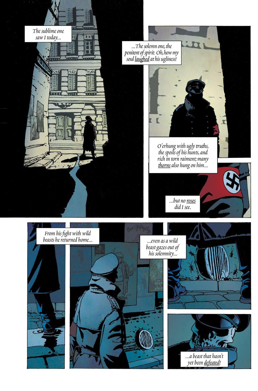 The Chimera Brigade #1 (Comic) Review 2
