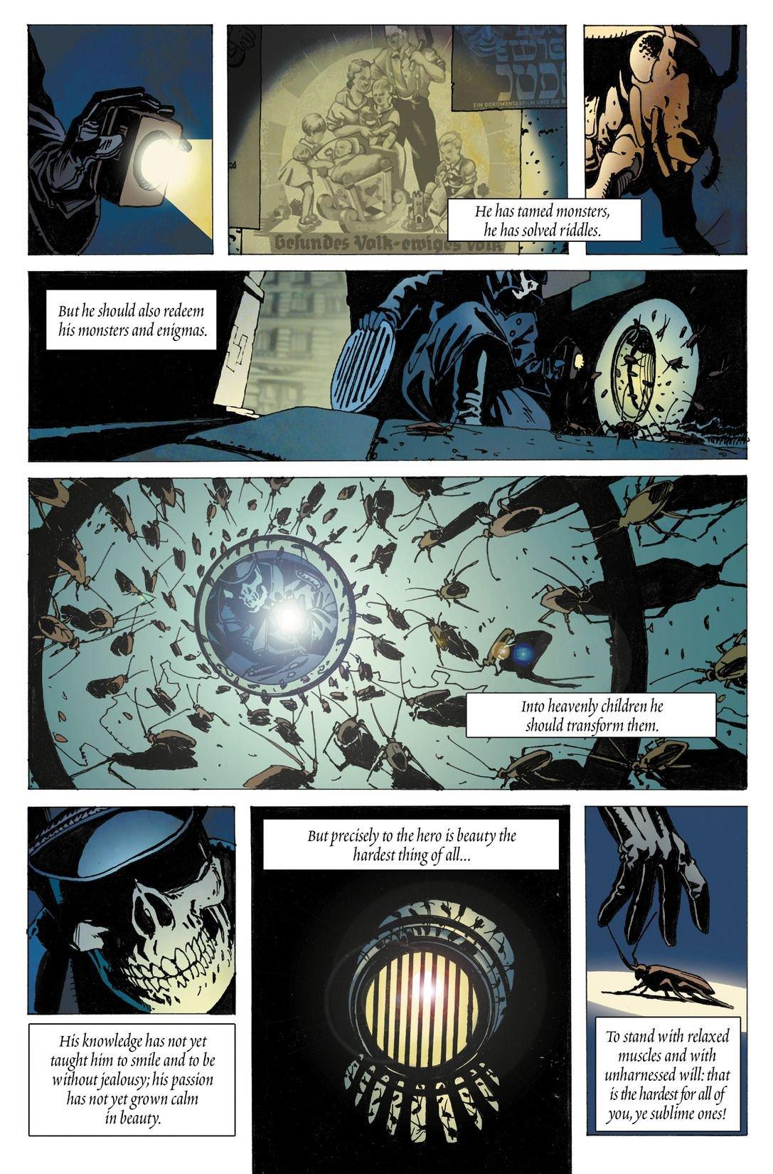 The Chimera Brigade #1 (Comic) Review 3