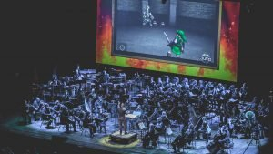 The Music of Time-Legend of Zelda: Symphony of the Goddesses
