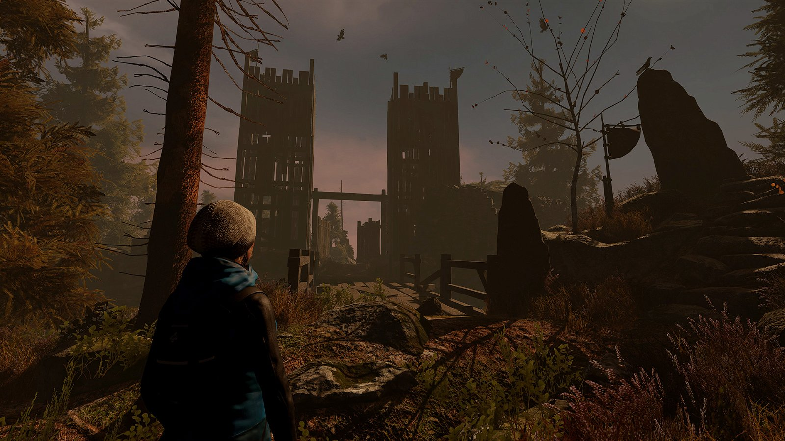 Through The Woods (Pc) Review 1
