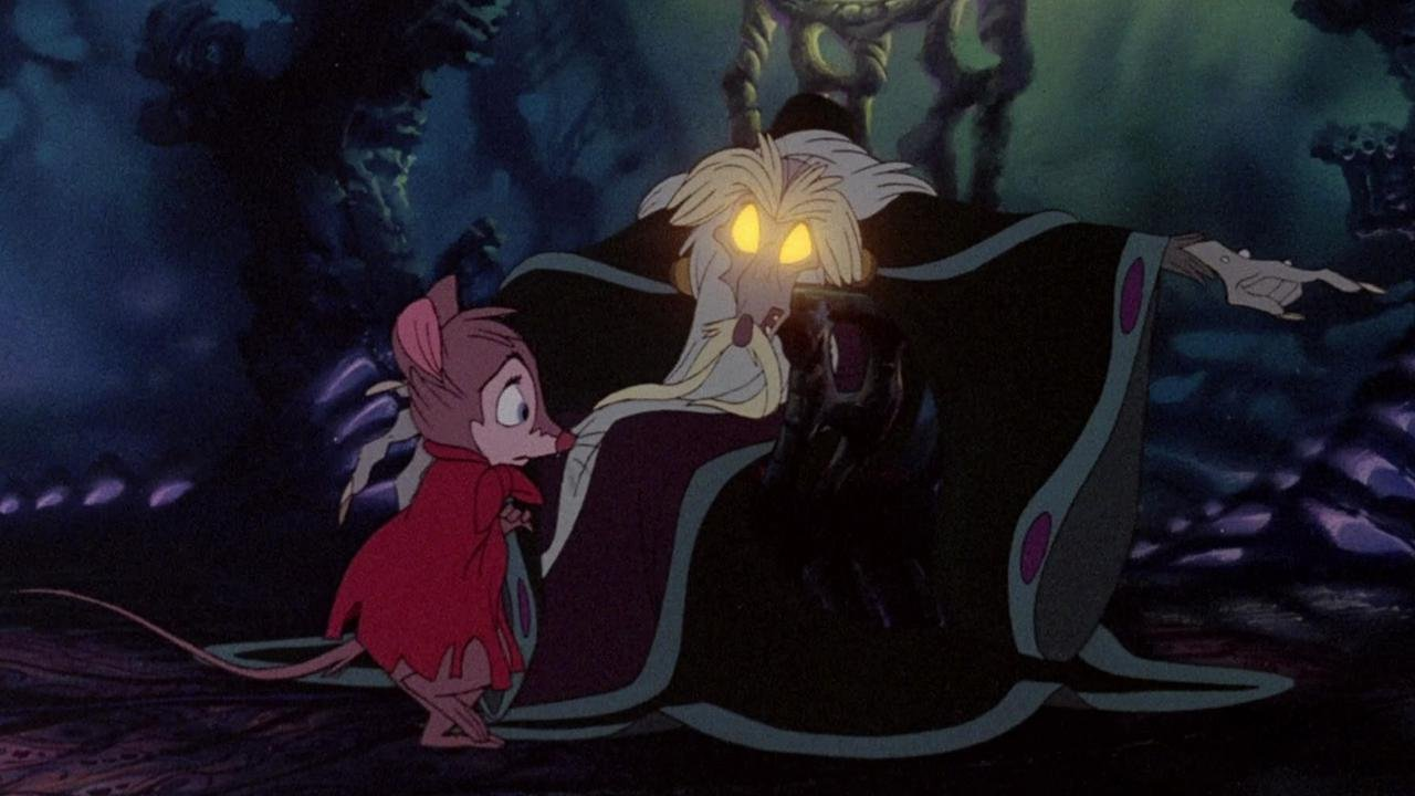 Why Don Bluth Should Adapt The Silverwing Series 1