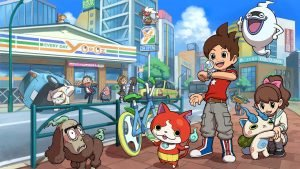 Yo-Kai Watch, 3DS, Xbox One Sales on the Rise in Japan 1
