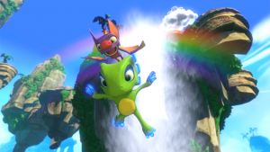 Yooka-Laylee Preview: Making Up For Lost Time 2
