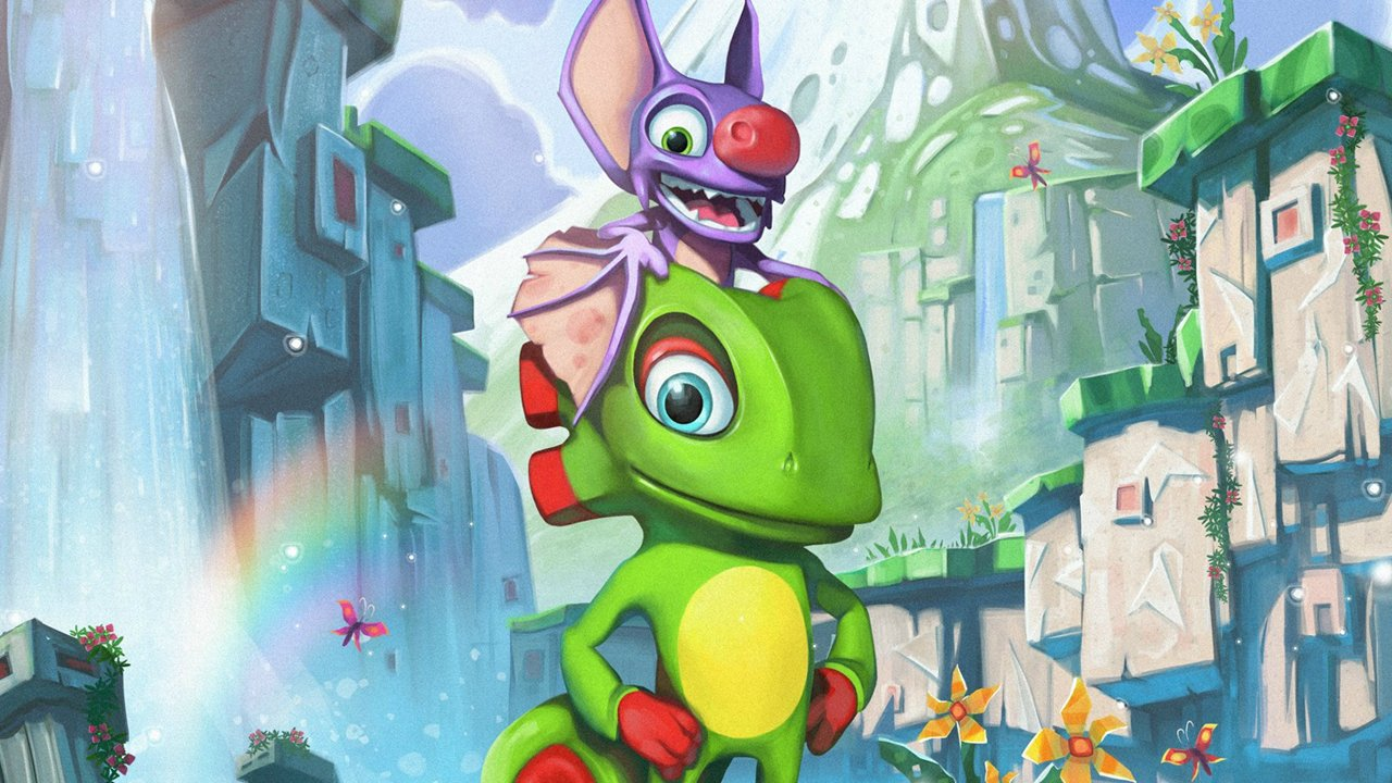 Yooka-Laylee Preview: Making Up For Lost Time