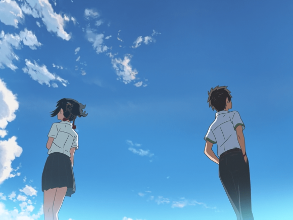 Your Name Sells 20 Billion Yen to Become 2nd Best-Selling Domestic Film in Japan