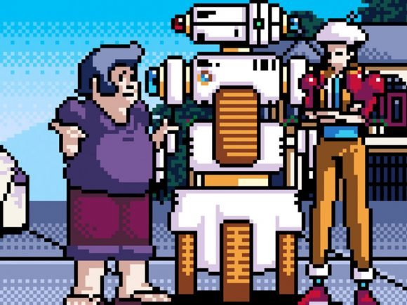 2064: Read Only Memories (PS4) Review 1