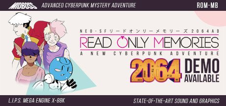2064: Read Only Memories (PS4) Review 5