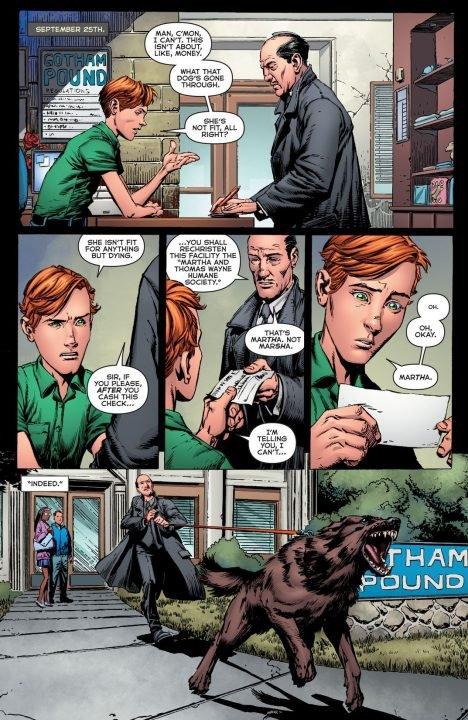 Batman Rebirth Annual #1 (Comic) Review 3