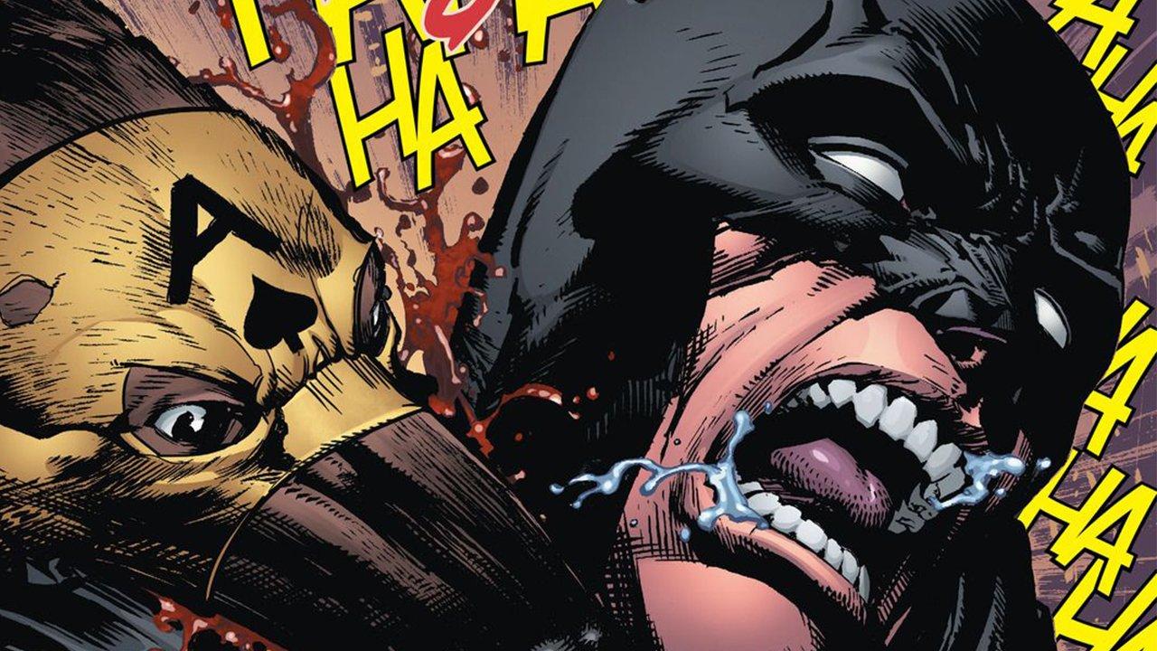 Batman Rebirth Annual #1 (Comic) Review 1