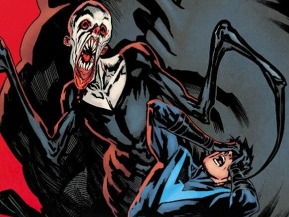 Batman Rebirth: Night of the Monster Men (Comic) Review 5
