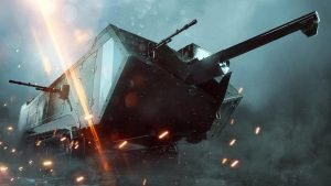 Battlefield 1's Upcoming Expansion Introduces French Tank Warfare