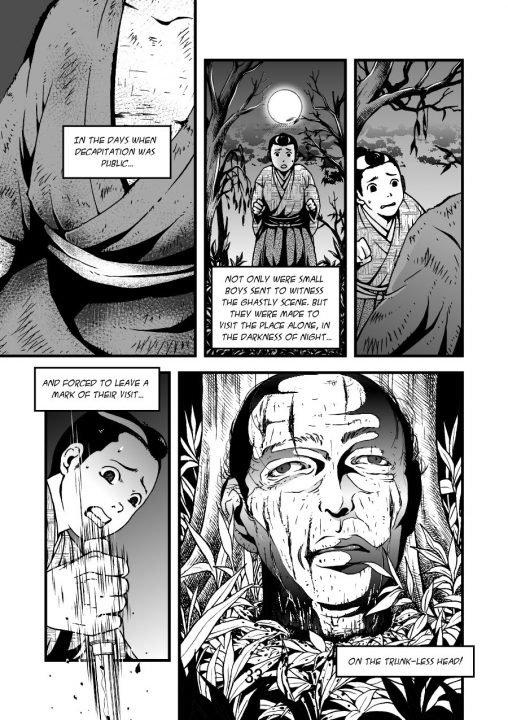 Bushido: The Soul of the Samurai (Graphic Novel) Review 10
