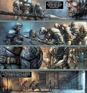 Dark Souls: Winter'S Spite Issue 1 (Comic) Review 4
