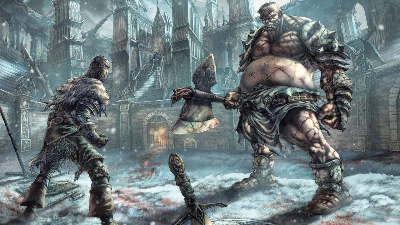 Dark Souls: Winter's Spite Issue 1 (Comic) Review 5