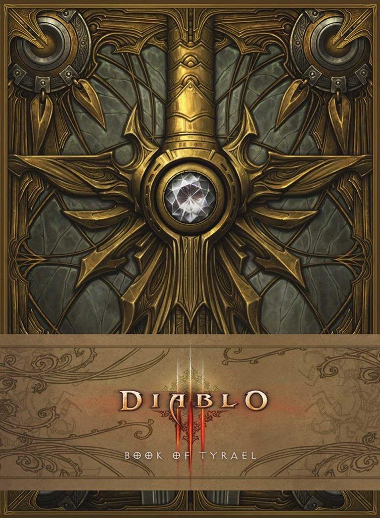 Diablo Book of Tyrael (Book) Review 3