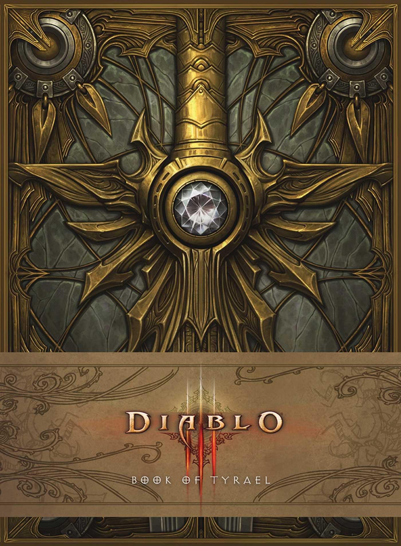 Diablo III: Book of Tyrael (Book) Review
