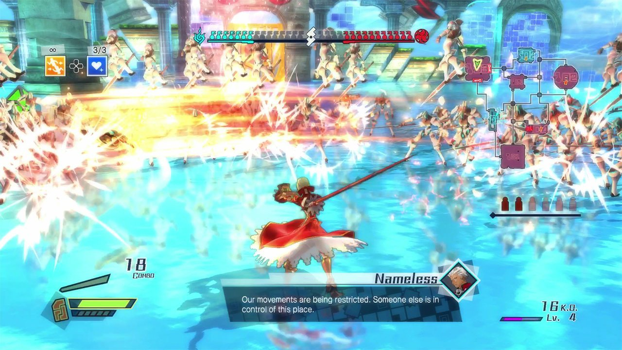 Fate/Extella: The Umbral Star (Ps4) Review 1