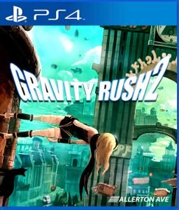 Gravity Rush 2 (PS4) Review 3