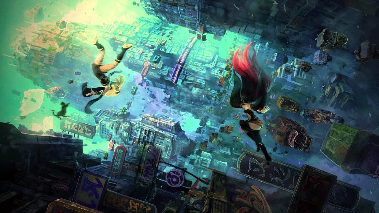 Gravity Rush 2 (PS4) Review 1