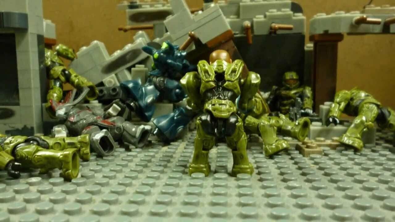 Leaks Lead to Halo Mega Bloks Rumors