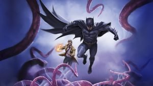 Justice League Dark Blu-ray Give Away