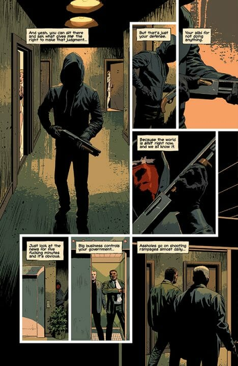 Kill Or Be Killed #1-4 (Comic) Review 5