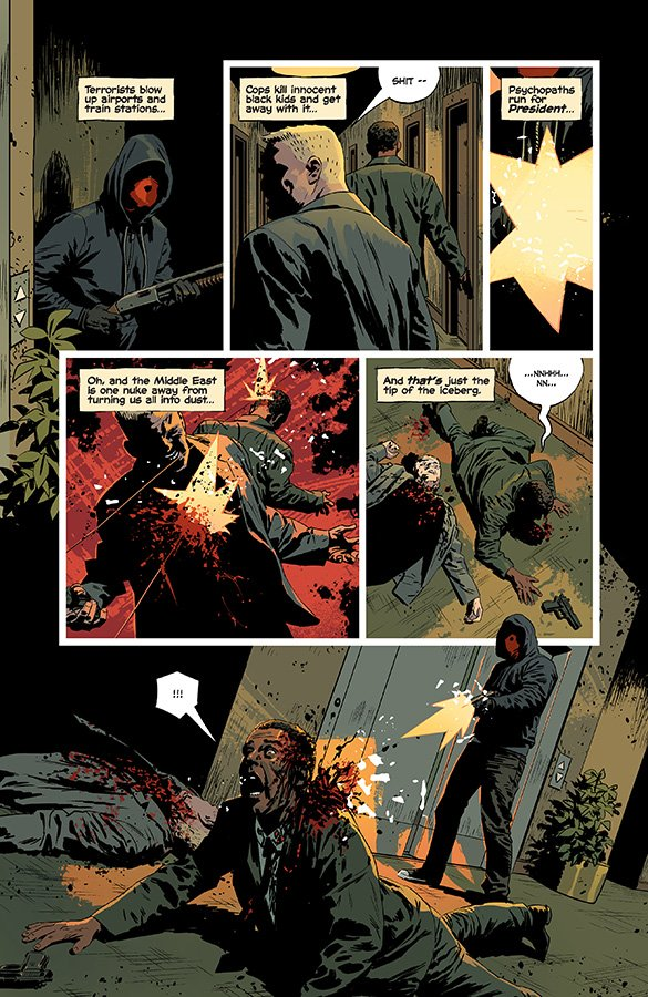 Kill Or Be Killed #1-4 (Comic) Review 6