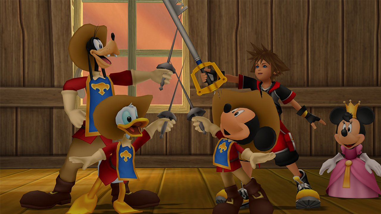Kingdom Hearts HD 2.8 Final Chapter Prologue Review 1
