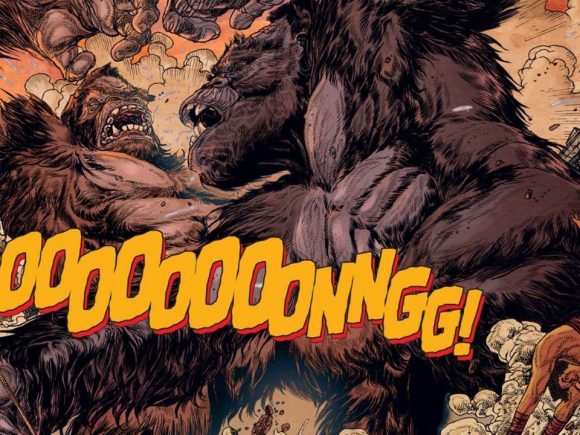 Kong of Skull Island (Comic) Review