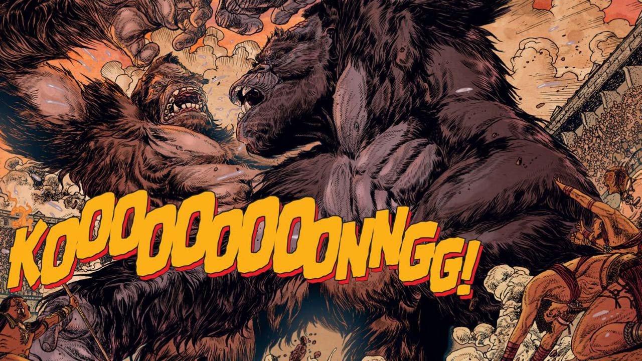 Kong of Skull Island (Comic) Review 1