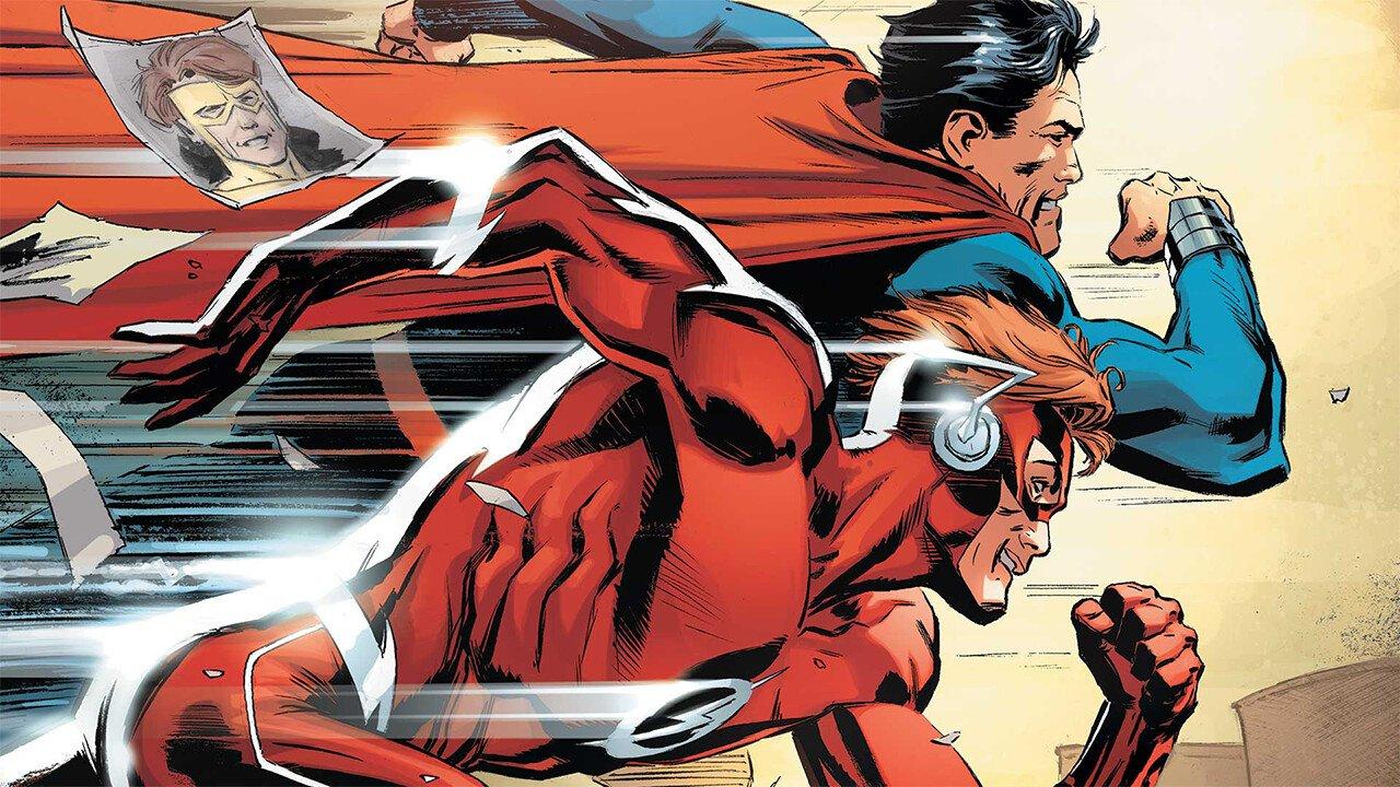 Latest Titans Comic Brings New Adventures