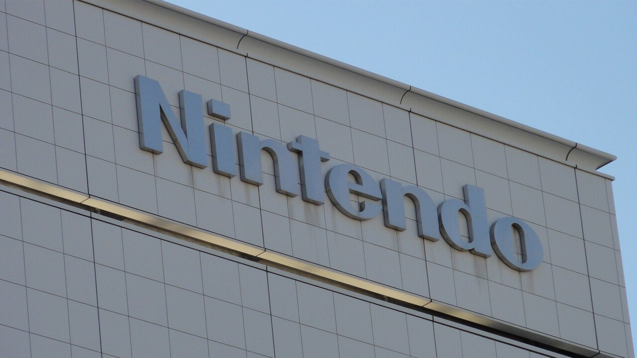 Nintendo Stock Down After Switch Presentation
