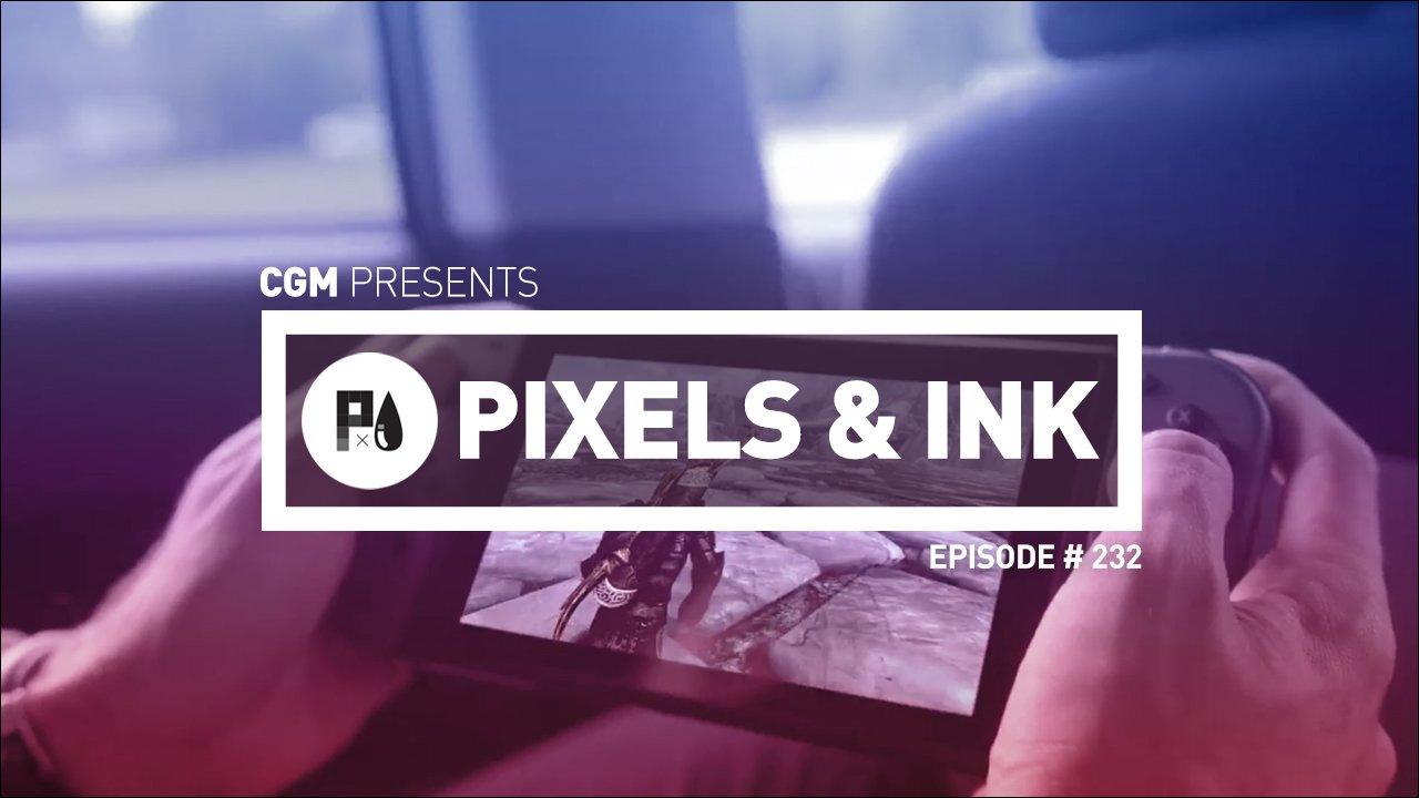 Pixels & Ink - 232 - Exteme Switch 1