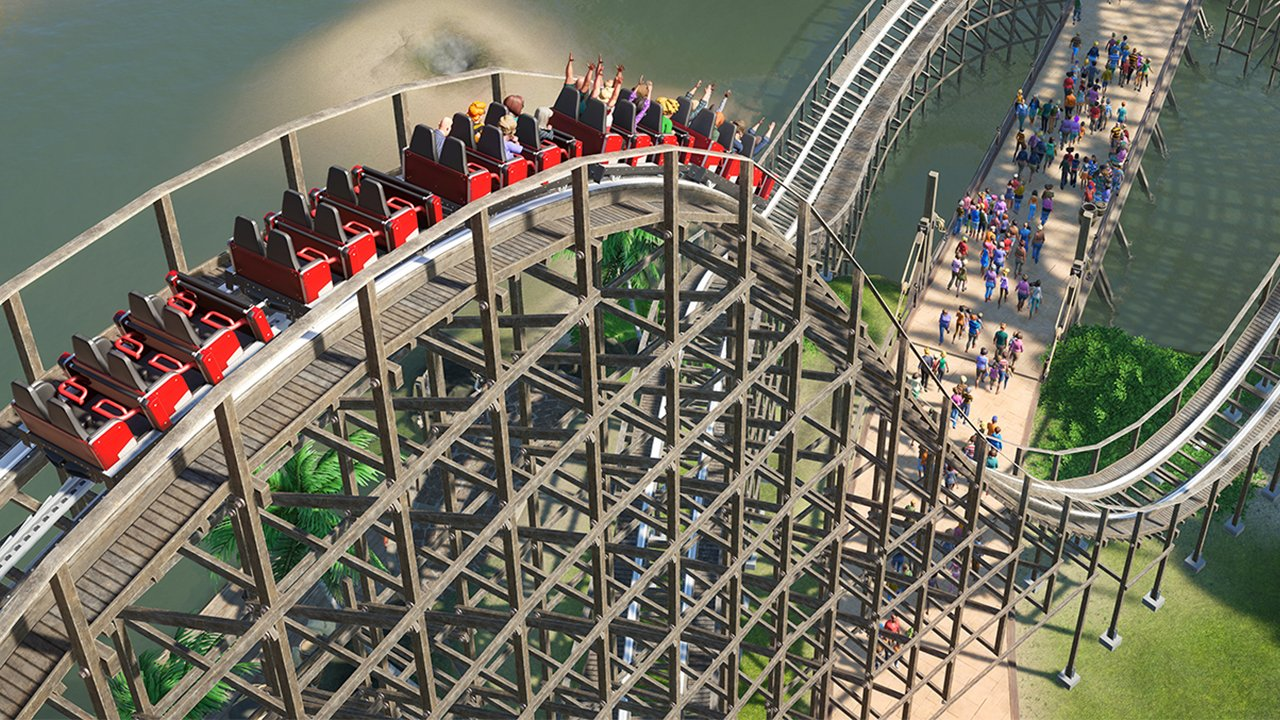 Planet Coaster Review- The Roller Coaster Tycoon I've Always Wanted