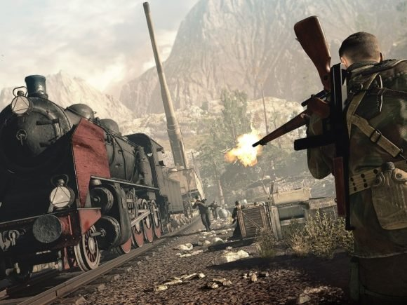 Rebellion Gives The 101 With New Trailer For Sniper Elite 4