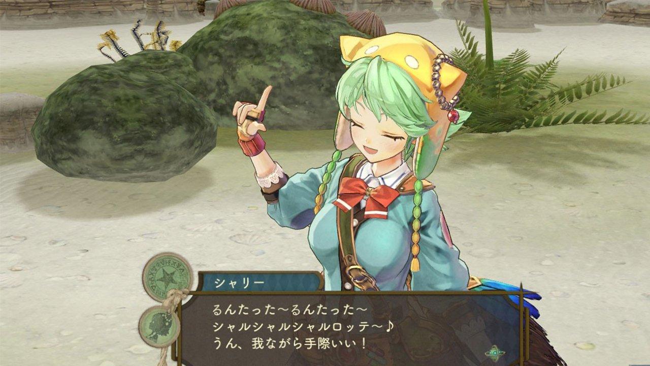 Review Atelier Shallie Plus: Alchemists Of The Dusk Sea 3
