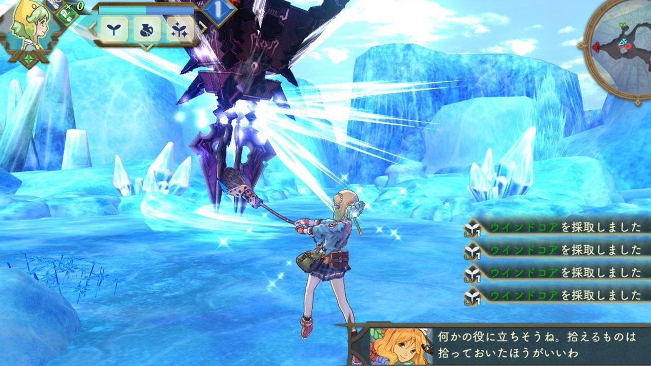Review Atelier Shallie Plus: Alchemists Of The Dusk Sea 4