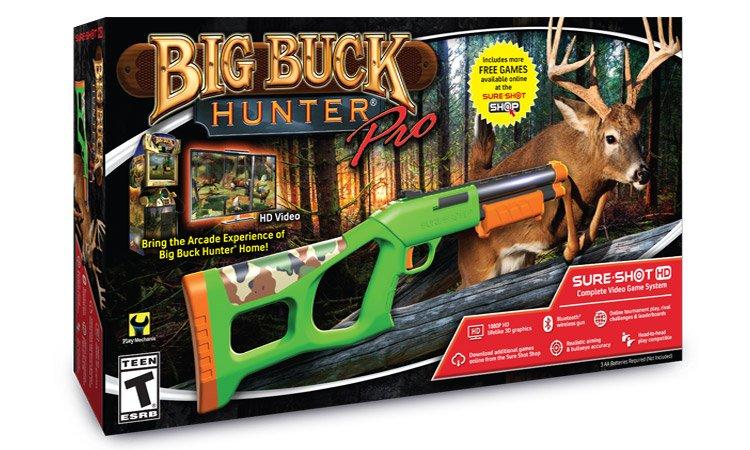 Review: My Weird Addiction to Big Buck Hunter Pro 3