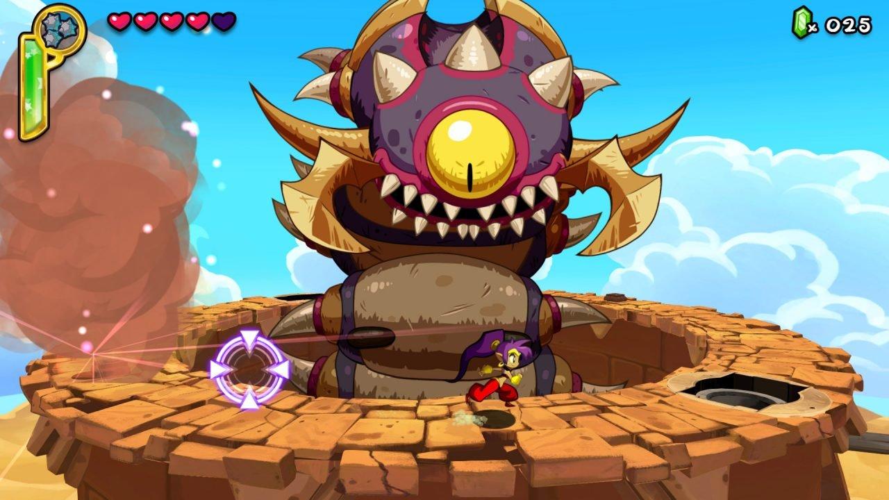 Shantae: Half-Genie Hero (PS4) Review 8