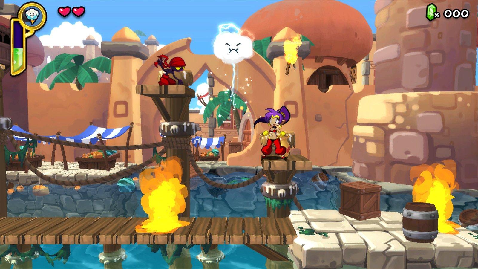 Shantae: Half-Genie Hero (Ps4) Review 9