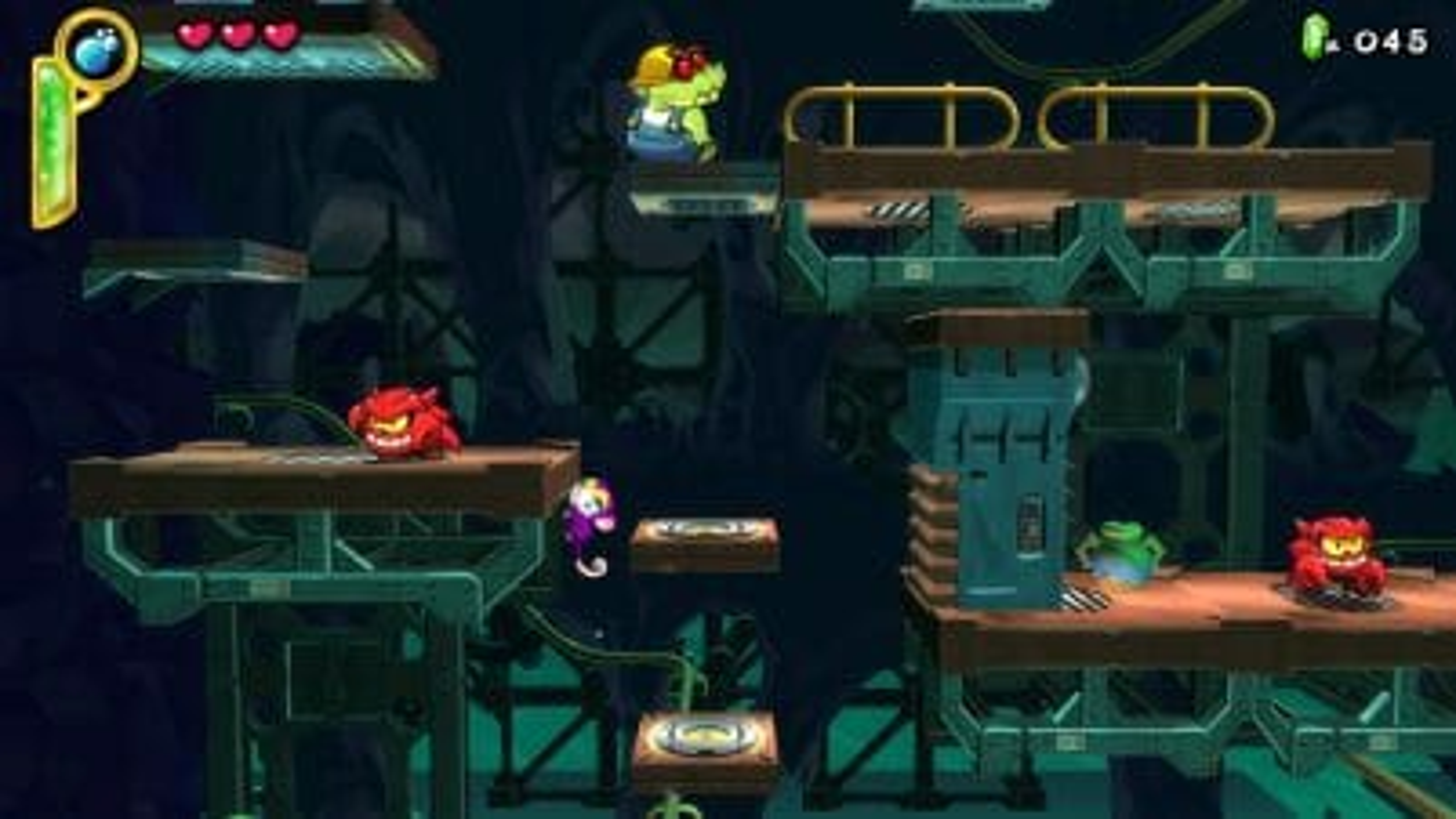 Shantae: Half-Genie Hero (Ps4) Review 10