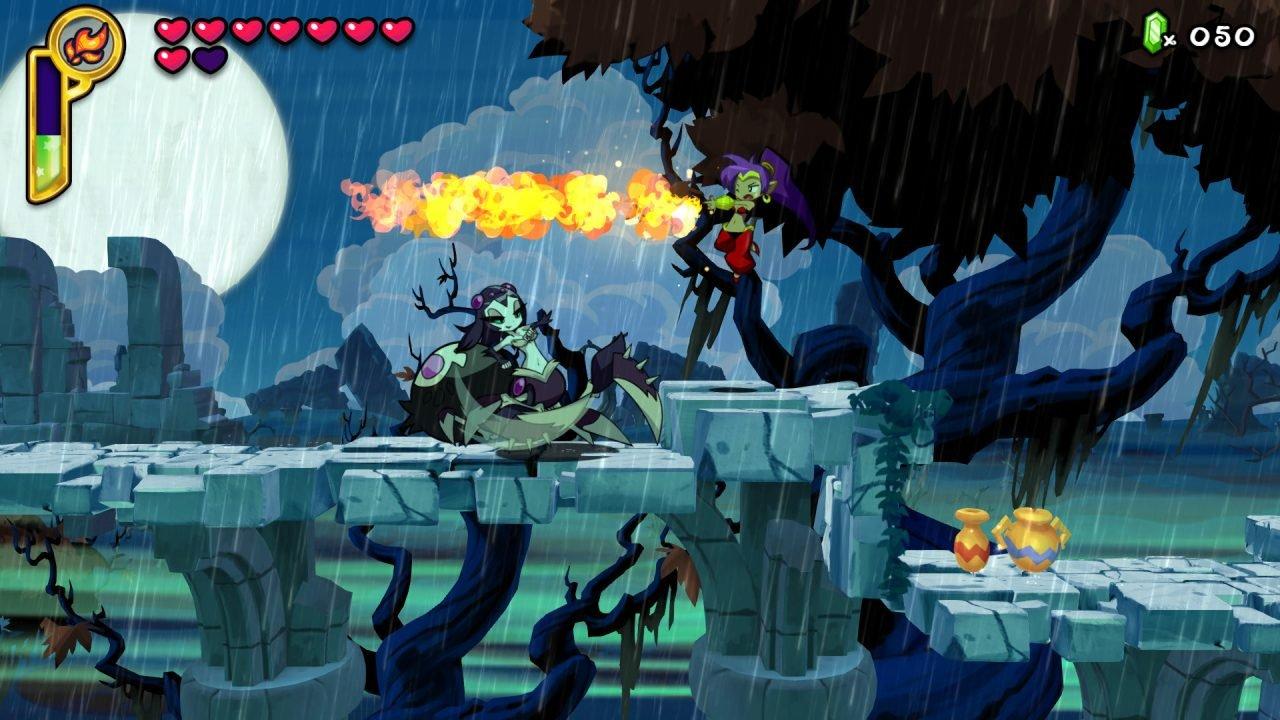 Shantae: Half-Genie Hero (Ps4) Review 4