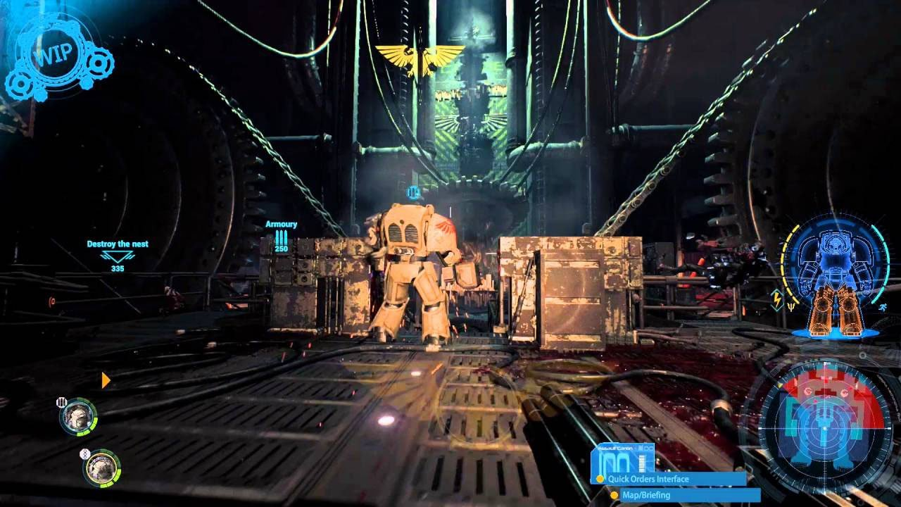 Space Hulk: Deathwing Review