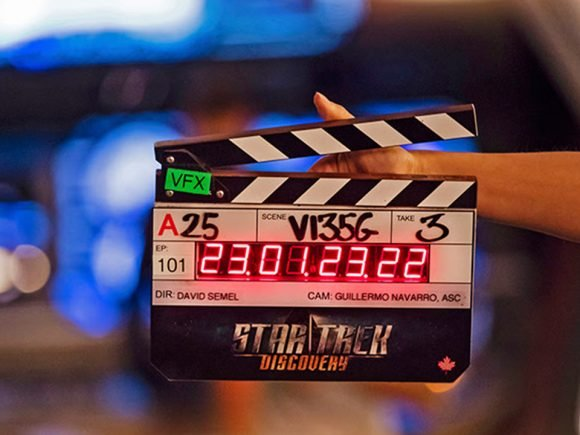 """Star Trek: Discovery"" Production Began in Toronto Last Week"