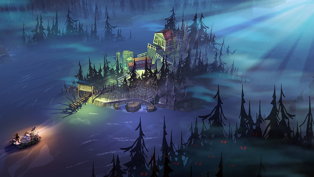 The Flame in the Flood Review - Beautiful but Unimproved 1
