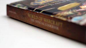 World of Warcraft: The Official Cookbook (Book) Review