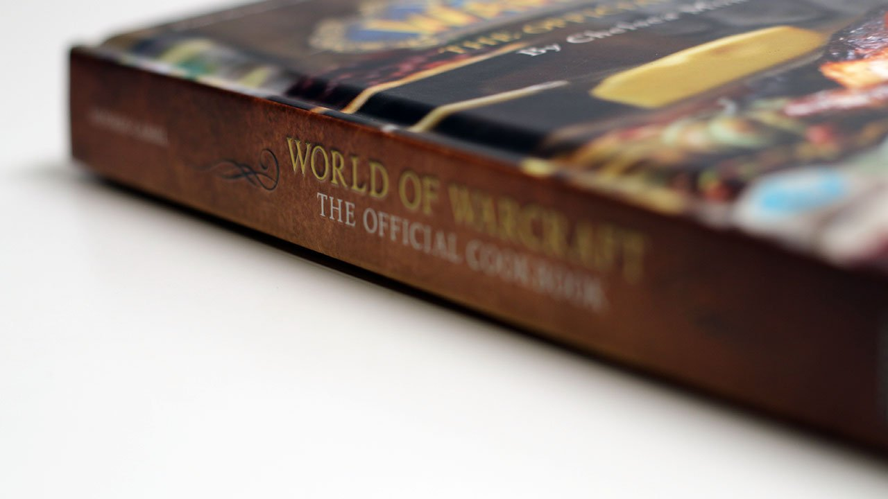 World of Warcraft: The Official Cookbook (Book) Review 4